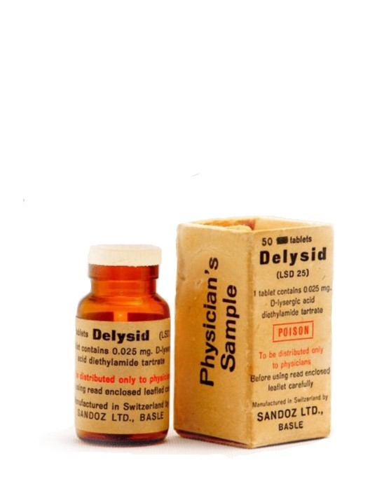 Trade name Delysid, just what the doctor ordered